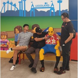 Legoland Themepark (Adult)
