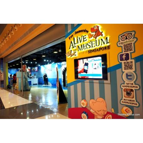 Alive Museum (Adult)