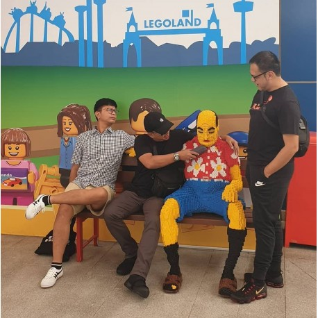Legoland Themepark (Adult)