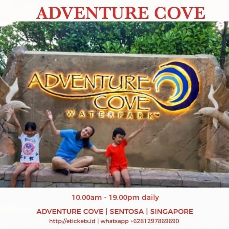 Adventure Cove Waterpark  (Adult)