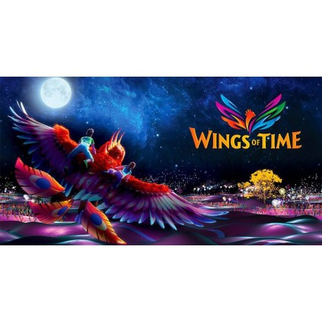 Wing of time - eticket (First Show 19:30) (Adult)