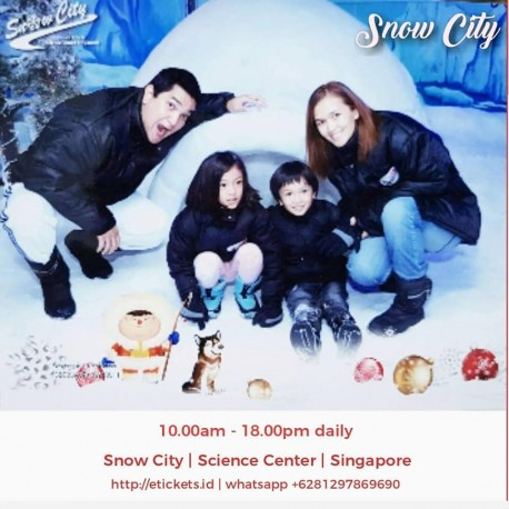 Snow City (Adult)