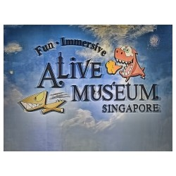 Alive Museum Singapore – Suntec City (Adult)